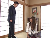 Rika Fujishita Asian mature chick gets big tits fucked