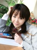 Namie Hot Horny Asian Slut Plays School girl For Photos