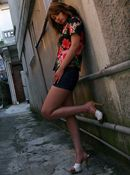 Nao Yoshizaki Pretty Japanese chick Loves To Pose