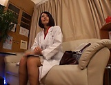 KInky Japanese hot milf in wild sex fun picture 14