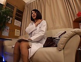 KInky Japanese hot milf in wild sex fun picture 9