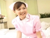 Mami Orihara Horny Asian nurse