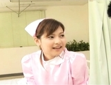 Mami Orihara Horny Asian nurse picture 8