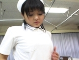Miku Hoshino is an Amazing Asian nurse