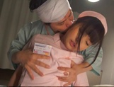 Gorgeous nurse Ana Ayano hardcore bonking picture 15