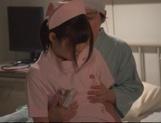 Gorgeous nurse Ana Ayano hardcore bonking