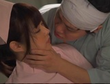 Gorgeous nurse Ana Ayano hardcore bonking picture 7