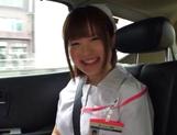 Naughty nurse Koyuru gets her wild muff drilled