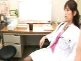 Rika Nagasawa and Mao Sakurai Hardcore Asian nurses like sex