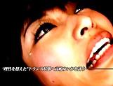Japanese AV Models sharing the same dick in hardcore scenes picture 12