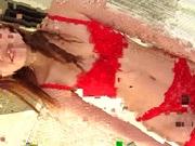 Horny nurse Erika Kurisu deals tasty dick in really sloppy manners