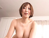 Mizuno Asahi gives a long sensual cock sucking. picture 9