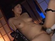 Hardcore milf Nagasawa Azusa penetrated deep
