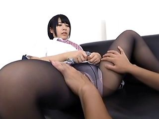 Spicy Asian broad loves getting pounded hardcore