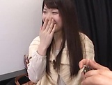 Hot Japanese AV model hard fucked after getting proposed picture 14