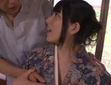 Ai Uehara banged and made to swallow cum picture 11