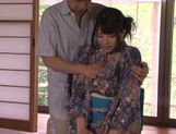 Ai Uehara banged and made to swallow cum picture 7