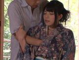 Ai Uehara banged and made to swallow cum picture 8