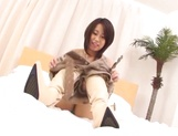 Arousing Asian milf Yoshino Ichii gets hardcore tit fuck