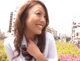 Iori Mizuki made to swallow after harsh sex