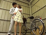 Very sexy Asian Milf gets banged hardcore picture 13