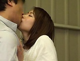 Very sexy Asian Milf gets banged hardcore picture 14
