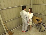 Very sexy Asian Milf gets banged hardcore