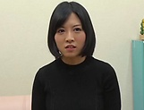 Busty Japanese milf Hosaka Eri enjoys sex with a younger man