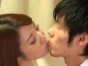 Hardcore session with sexy milf Shinoda Ayumi