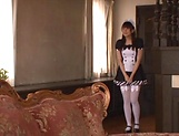 Exquisite Asian honey Kamiki Sayaka steamy fuck picture 10