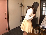 Exquisite Asian honey Kamiki Sayaka steamy fuck picture 4