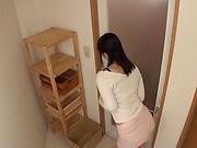 Shinoda Ayumi nailed in a wild threesome