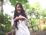 Foxy Ririko Hibiki gets kinky solo