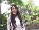 Foxy Ririko Hibiki gets kinky solo picture 15