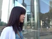 Kasumi Okazaki is married and wants it deep