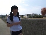 Kitano Nozomi gets nailed superbly outdoors picture 4