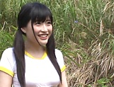 Kitano Nozomi gets nailed superbly outdoors picture 9