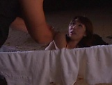 Hot Ayami Shunka  takes cum in mouth