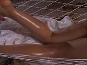 Hot Ayami Shunka  takes cum in mouth