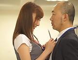 Beautiful Fuyutsuki Kaede gets a hardcore bang picture 14