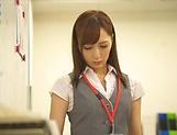 Beautiful Fuyutsuki Kaede gets a hardcore bang