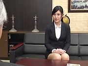 Seino Iroha gets her vagina nailed properly
