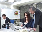 Mukai Ren gets rammed really good in office picture 10