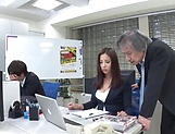 Mukai Ren gets rammed really good in office picture 11