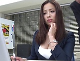 Mukai Ren gets rammed really good in office picture 12