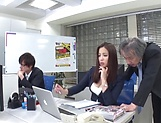 Mukai Ren gets rammed really good in office picture 7