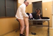 Pretty office lady in a sexy costume fucked by her ugly bossjapanese tits, big tits porn