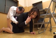Pretty office lady in a sexy costume fucked by her ugly bossjapanese tits, huge boobs, big asian boobs