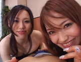 Naughty office fun as Matsuno is nailed picture 13