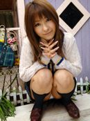 Reon Kosaka Japanese Model Poses As Student And Maid